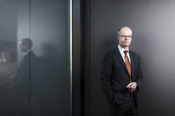 Portrait of Olli-Pekka Heinonen