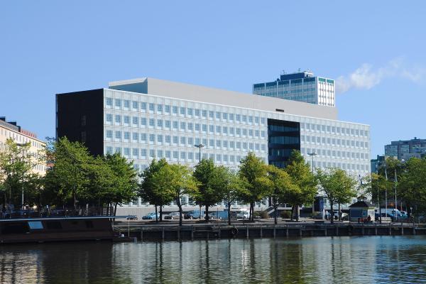 Kuvituskuva, Opetushallituksen rakennus