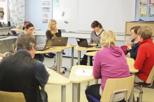 Opettajat kokoustavat