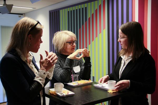 Erasmus+ hankkeiden koordinaattoritapaaminen 2019