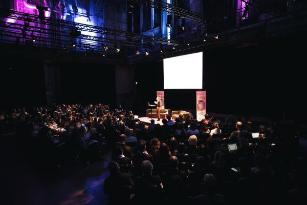 Creative Lenses -hanke. Final Conference -tapahtuma. Vain Luova Eurooppa -ohjelman käyttöön.