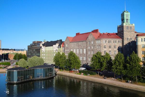 Paasitorni Helsingin Hakaniemessä