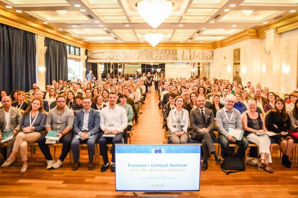 Erasmus+ Contact Seminar in Western Balkans
