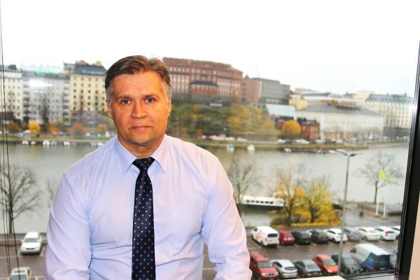 Opetusneuvos Matti Pietilä