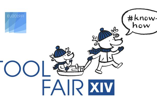 Tool Fair X1V logo