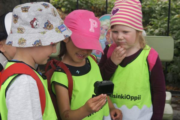 Children first -konferenssin käyttöön