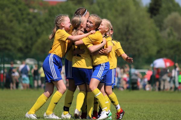 Liikunnan riemua Helsinki Stadi Cupissa