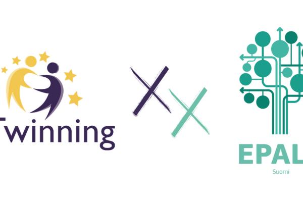 EPALE ja eTwinning -logotyper