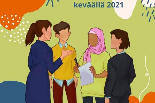 Ministerikyseltunnit keväällä 2021