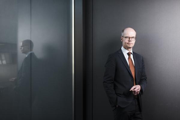 Utbildningsstyrelsens generaldirektör Olli-Pekka Heinonen