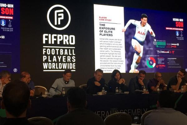 kuva Fifpron kokouksesta