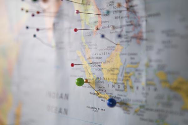 Aasia-kartta