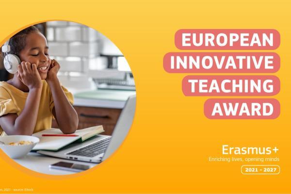 European innovative teaching award -kuvituskuva