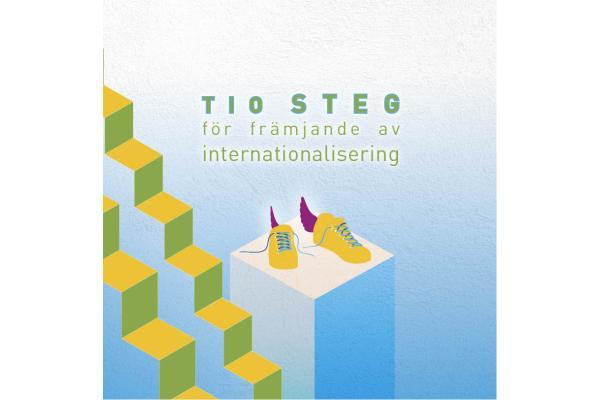 Tio steg för främjande av internationalisering