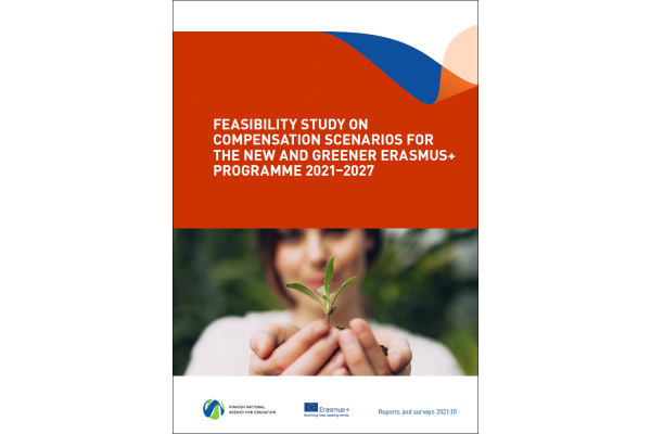 Feasibility study on compensation scenarios for the new and greener Erasmus+ programme 2021–2027