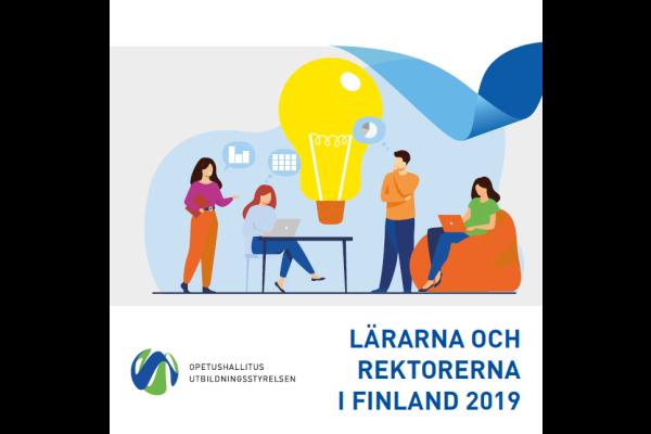 Lärarna och rektorerna i Finland 2019