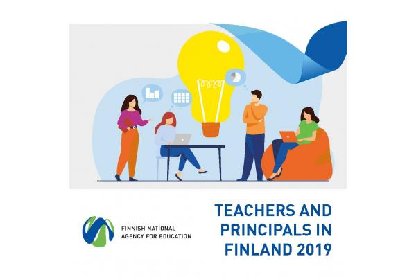 Teachers and principals in Finland 2019