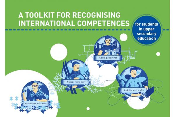 A toolkit for recognizing international competences for students in upper secondary education