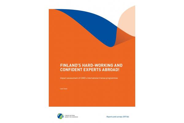 Finland's hard-working and confident experts abroad!