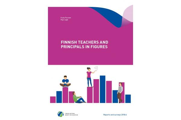 Finnish teachers and principals in figures