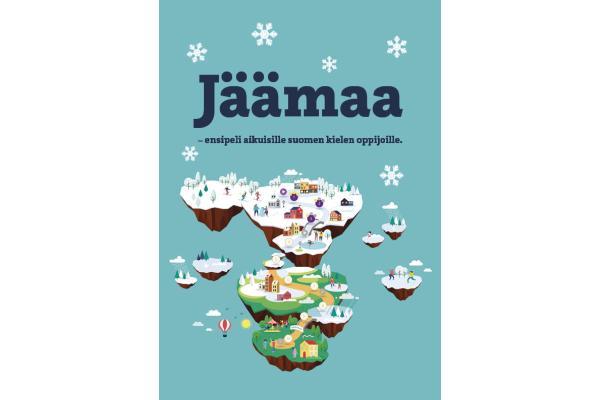 Jäämaa - ensipeli aikuisille suomen kielen oppijoille