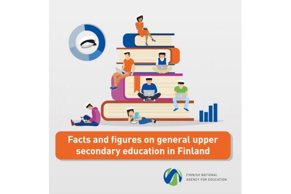 Facts and figures on general upper secondary education in Finland
