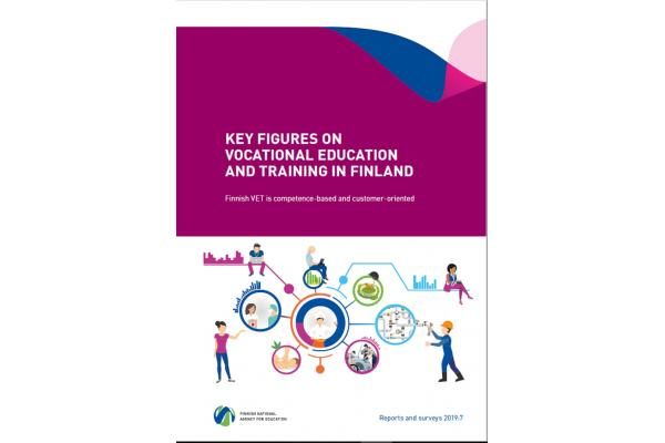 Key figures on vocational education and training in Finland