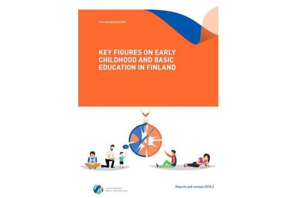 Key figures on early childhood and basic education in Finland 2018