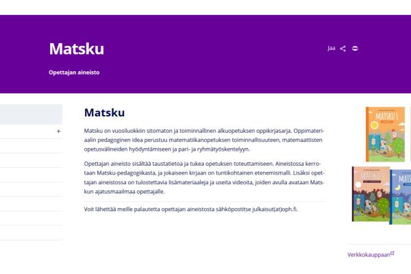Matsku