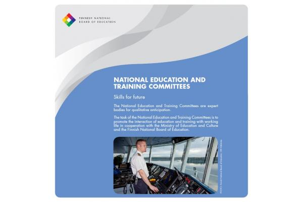 National Education and Training Committees - Skills for the future