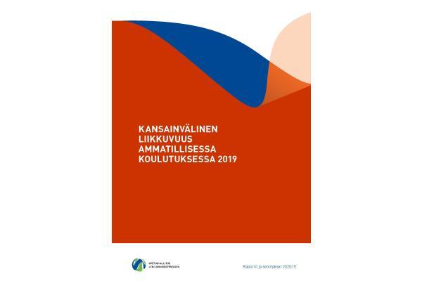 Kansainvälinen liikkuvuus ammatillisessa koulutuksessa 2019