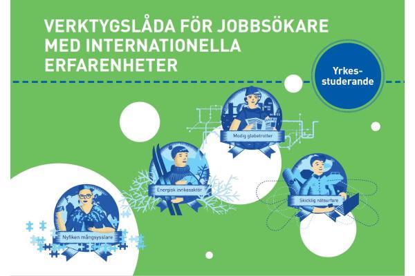 Verktygslåda för jobbsökare med internationella erfarenheter - Yrkesstuderande