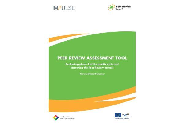 Peer Review Impact Assessment Tool