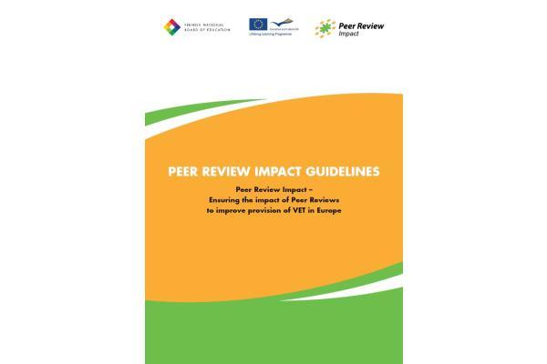 Peer Review Impact Guidelines