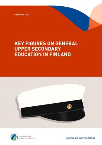 Key figures on general upper secondary education in Finland