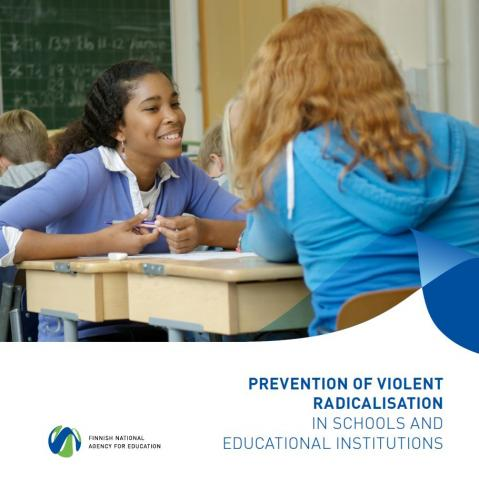 Prevention of violent radicalisation in schools and educational institutions cover