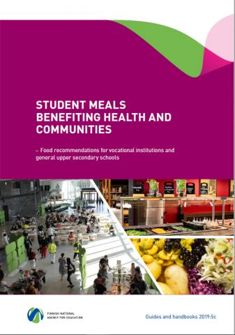 Student meals benefiting health and communities