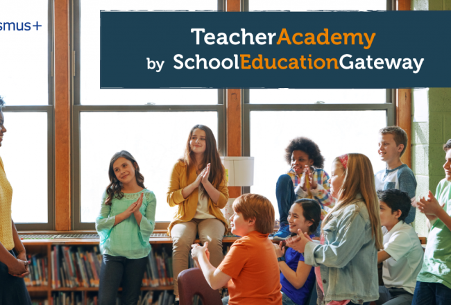 School Education Gateway banner