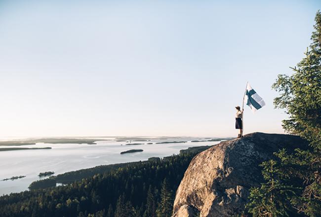 Suomen luonnon päivä  - Koli