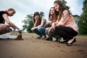 Summer courses in Finnish language and culture in Finland