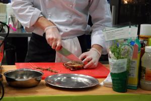 Elintarvikealan perustutkinnon perusteiden työpaja