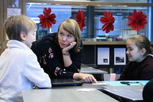 Opettajien muodollinen kelpoisuus on säilynyt korkeana