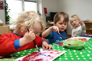 What is early childhood education and care?