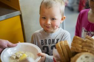 Småbarnspedagogiken får egen måltidsrekommendation
