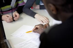 Koulujen yhteistyöhankkeen hakijalle (KA229)