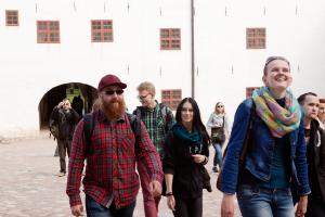 Erasmus+ korkeakoulutukselle -ohjelman vuoden 2019 eurooppalaisen liikkuvuuden tuki myönnetty