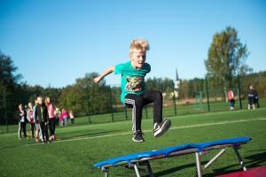 Euroopan urheiluviikko kannustaa liikkumaan