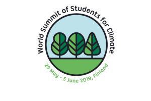 Koululaisten kansainvälinen ilmastokokous Suomessa