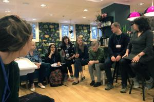 EU:n nuoriso-ohjelmat: Creating Safer Spaces – Human Rights and Diversity as Foundations in Youth Work