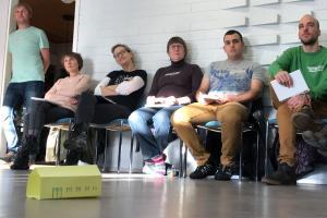 Euroopan solidaarisuusjoukot: European Solidarity Corps for All